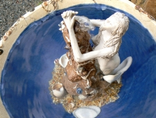 Mermaid Sirens Water Feature